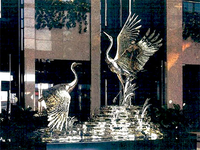 David R. Nelson - Colorado Artist and Sculptor - Bronze Eagle Sculptures
